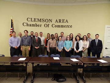 clemson area chamber of commerce