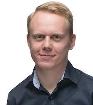 Daniel Jonsson - Liten storlek - ljus .p