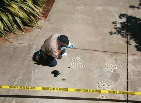 Documenting Large Crash and Crime Scenes