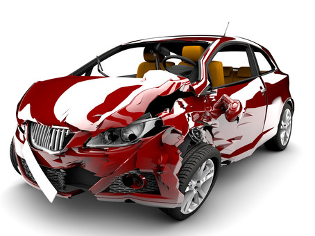 3D Scanner Use In Crash Scenes