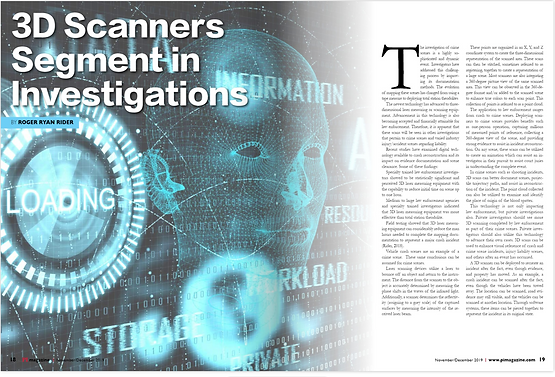 3D Scanners SEgment in Investigations.PN
