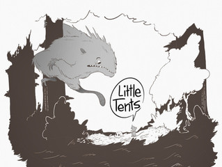 New Releases in 2015! Little Tents! Bottlenose Koffins! PRE-ORDERS!