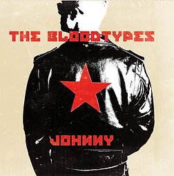 "The Bloodtypes ""Johnny"" 7 inch EP"