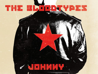 """The Bloodtypes """"Johnny"""" 7"""" EP Now Available!"""