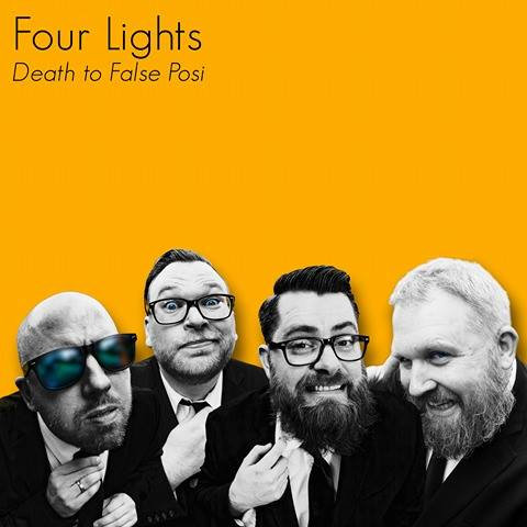 "Four Lights-""Death To False Posi"" CD"
