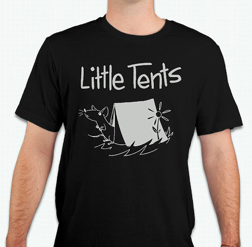 "Little Tents ""Lil' Camper"" Shirt"