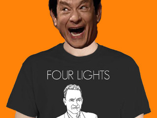 FOUR LIGHTS Vinyl Coming Soon! Pre-Order NOW!