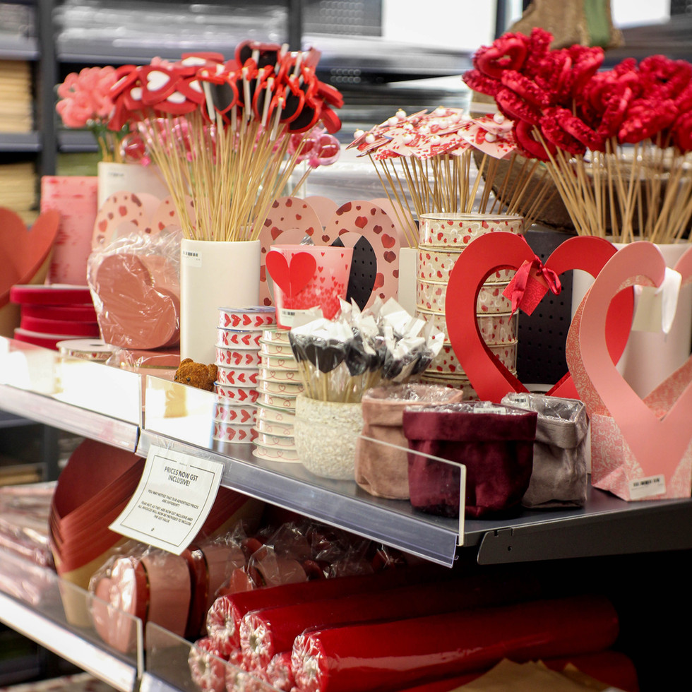 Valentine's Sundries