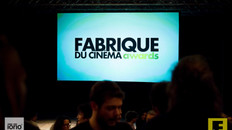 The winners of the fourth edition of the Fabrique Awards!