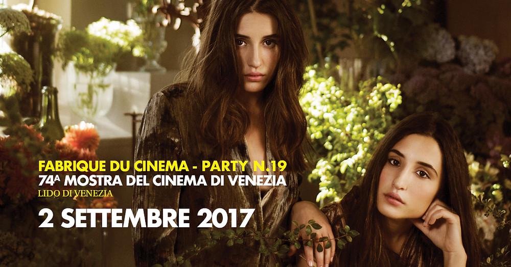 Fabrique al Festival di Venezia 74