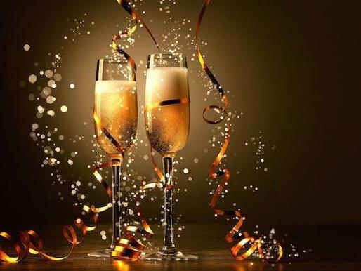 Champagne, les filles?...