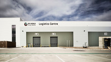 New brochure shots for DP World London Gateway Logistics Park