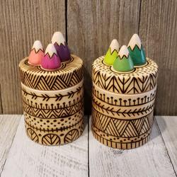 Little Mountain Boxes