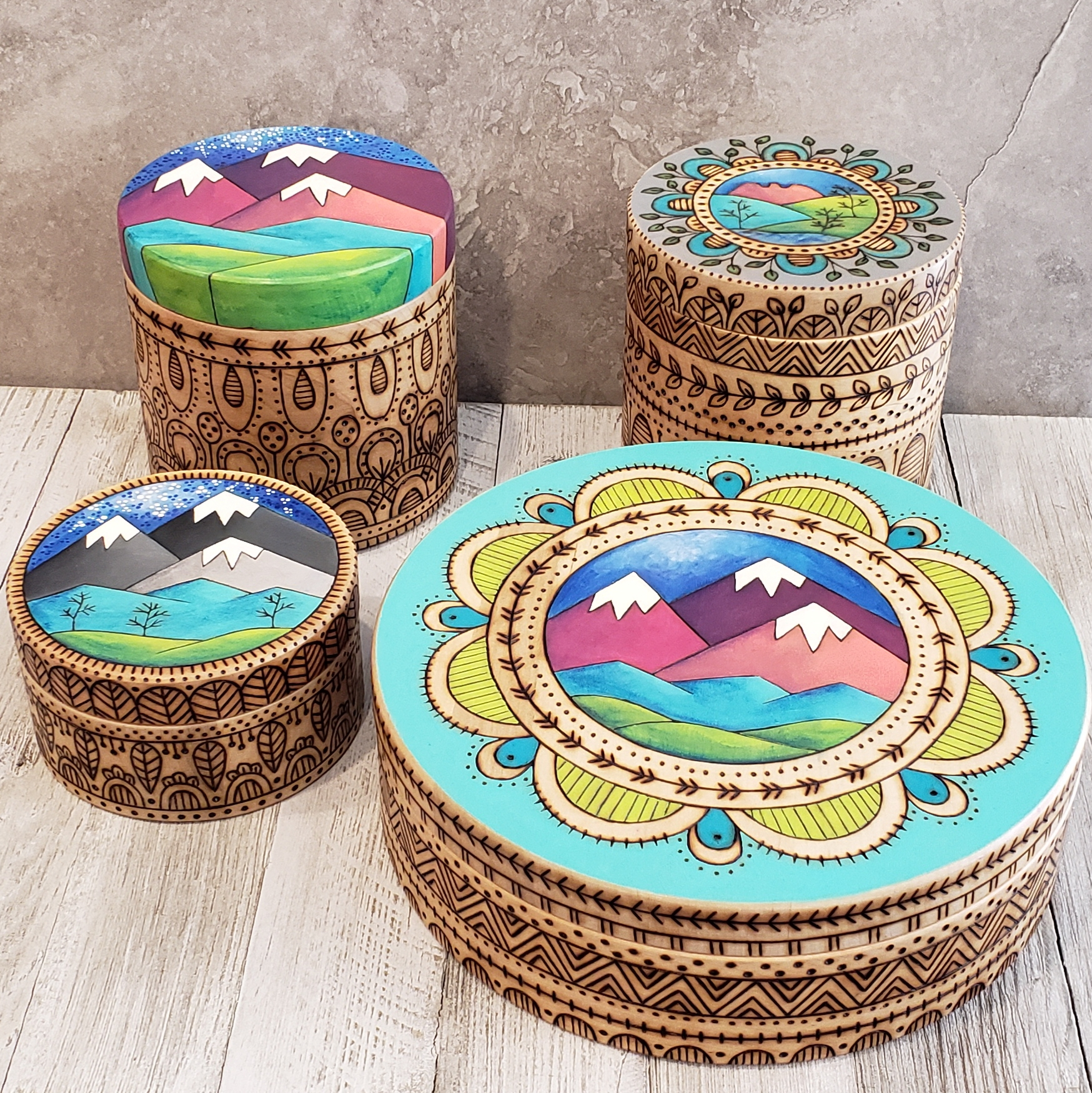 Decorative Boxes