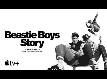 """BEASTIE BOYS STORY"", EL DOCUMENTAL."