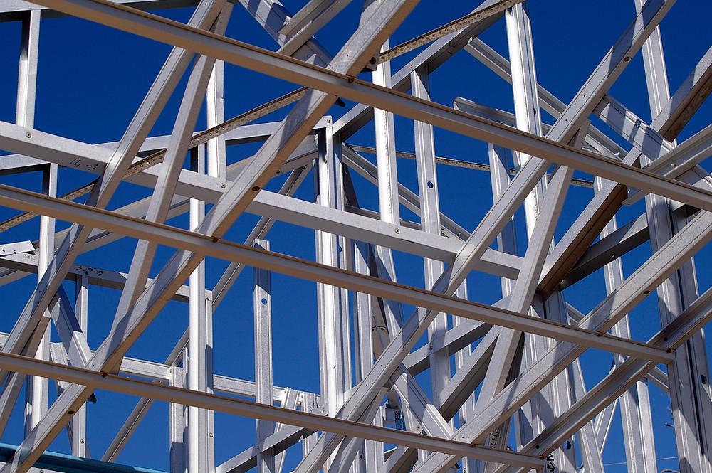 Structure d'acier | Ingénieur en structure | MTIC Ingénieur Conseil | Québec