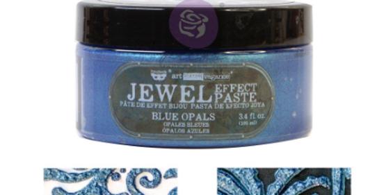 Blue Opals Jewel Paste