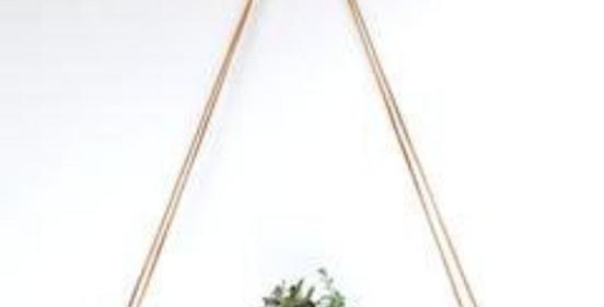 Boho Swing Shelf Saltwash Kit