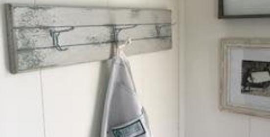 Schoolhouse Tripple Hook Saltwash Kit
