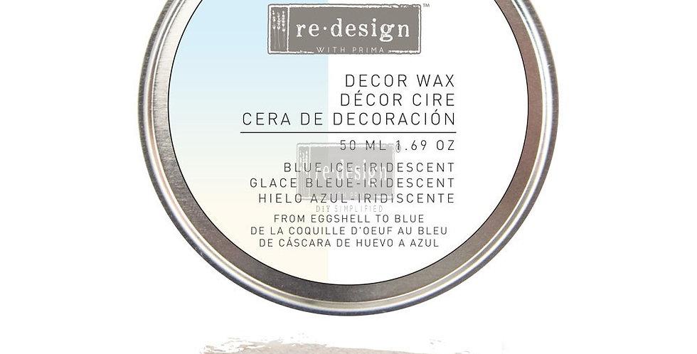 Blue Ice Iridescent