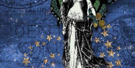 Blue Cosmic Fairy