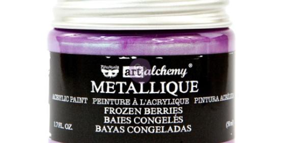 Metallic Frozen Berries
