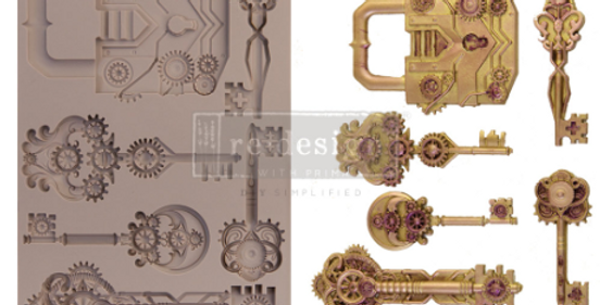 Mechanical Lock & Key