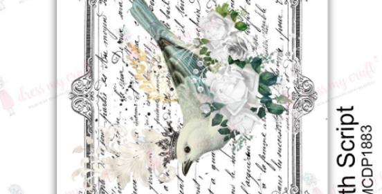 Bird with Script