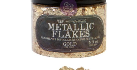 Finnabair Gold Flakes