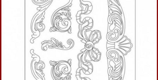 Stamperia Classic Decorations