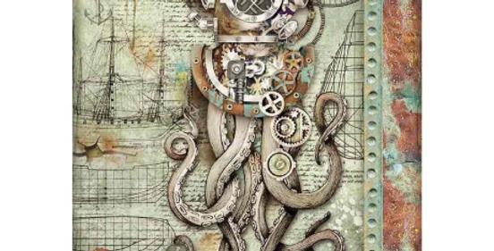 Mechanical Sea World