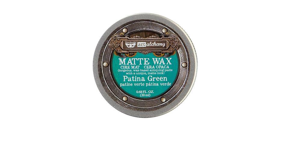 Patina Green