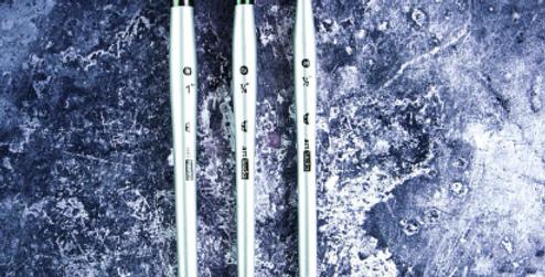 Double-sided Texture Brush Set