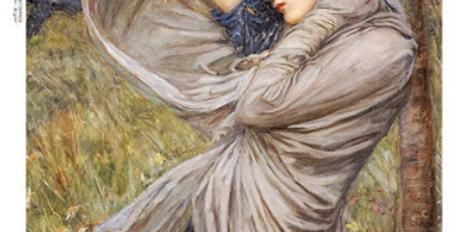 Woman in Breeze