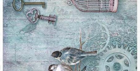 Steampunk Birds