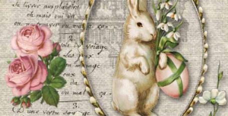 Nancy's Spring Bunny