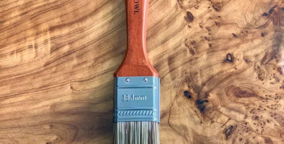 "1.5"" Flat Brush"
