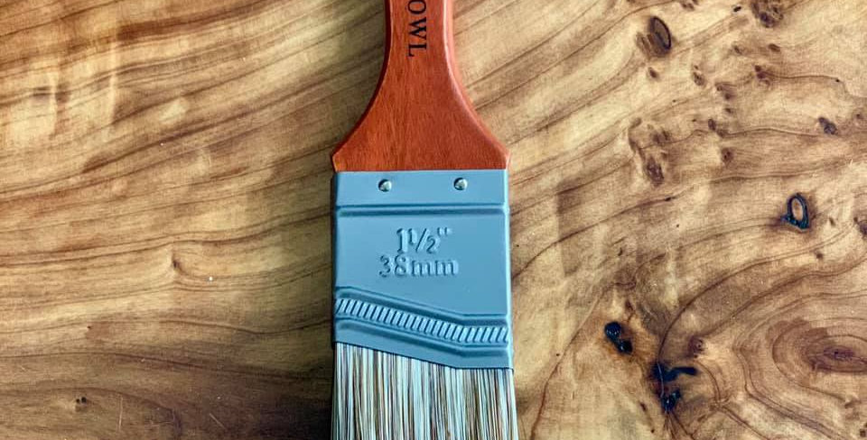 """1.5"""" Micro Angled Brush"""
