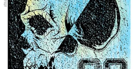 Illustrated Skull 5