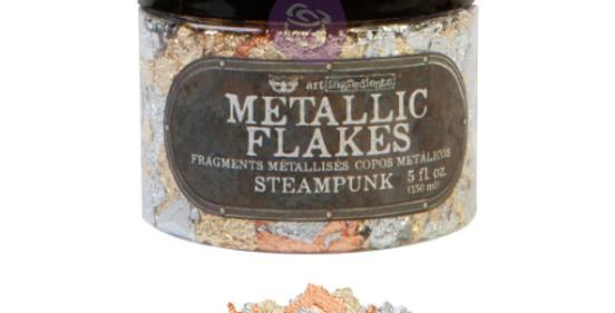 Finnabair Steampunk Flakes