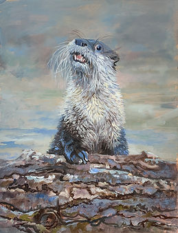 Otter_nonsense_11x14_oil.jpg