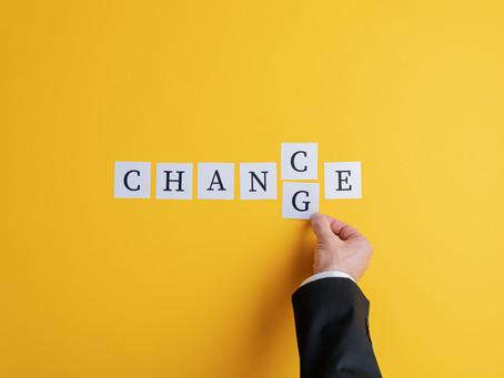 Tips Menghadapi Perubahan