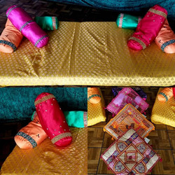 Colorful Mehndi Sitting