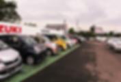 """全国ネットワークで情報共有。""""早くて安心""""の中古車購入を実現。"""