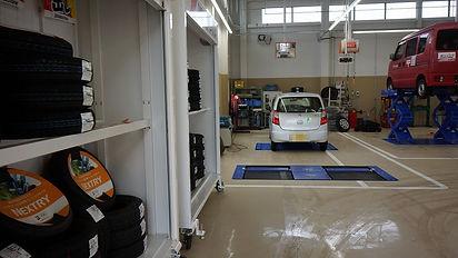 他店で購された場合も車検可能