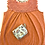 Thumbnail: Coral colored sleeveless top by Ann Taylor, size medium (wallet not included)