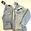Thumbnail: Light denim Fashion Nova skinny jeans, sz 15