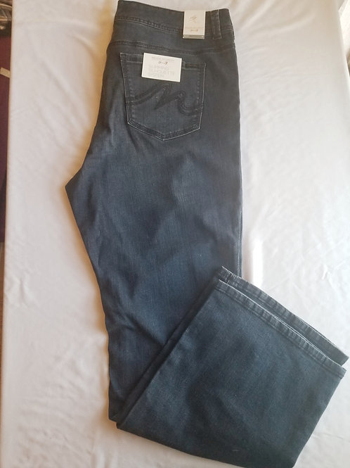 Brand New Melissa McCarty jeans, sz 18