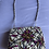 Thumbnail: Beautiful floral fabric bag with strap