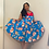 Thumbnail: Trashy Diva vintage style dress with circle skirt bottom